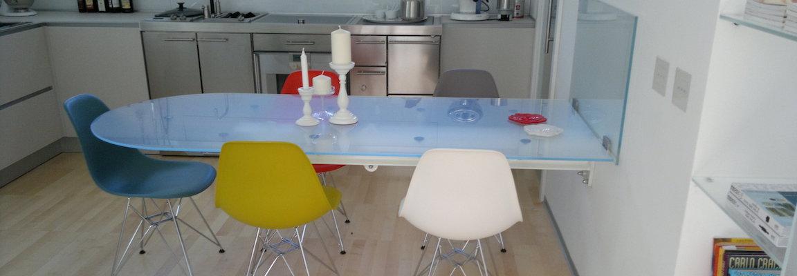vetreria gottardi, tavolo