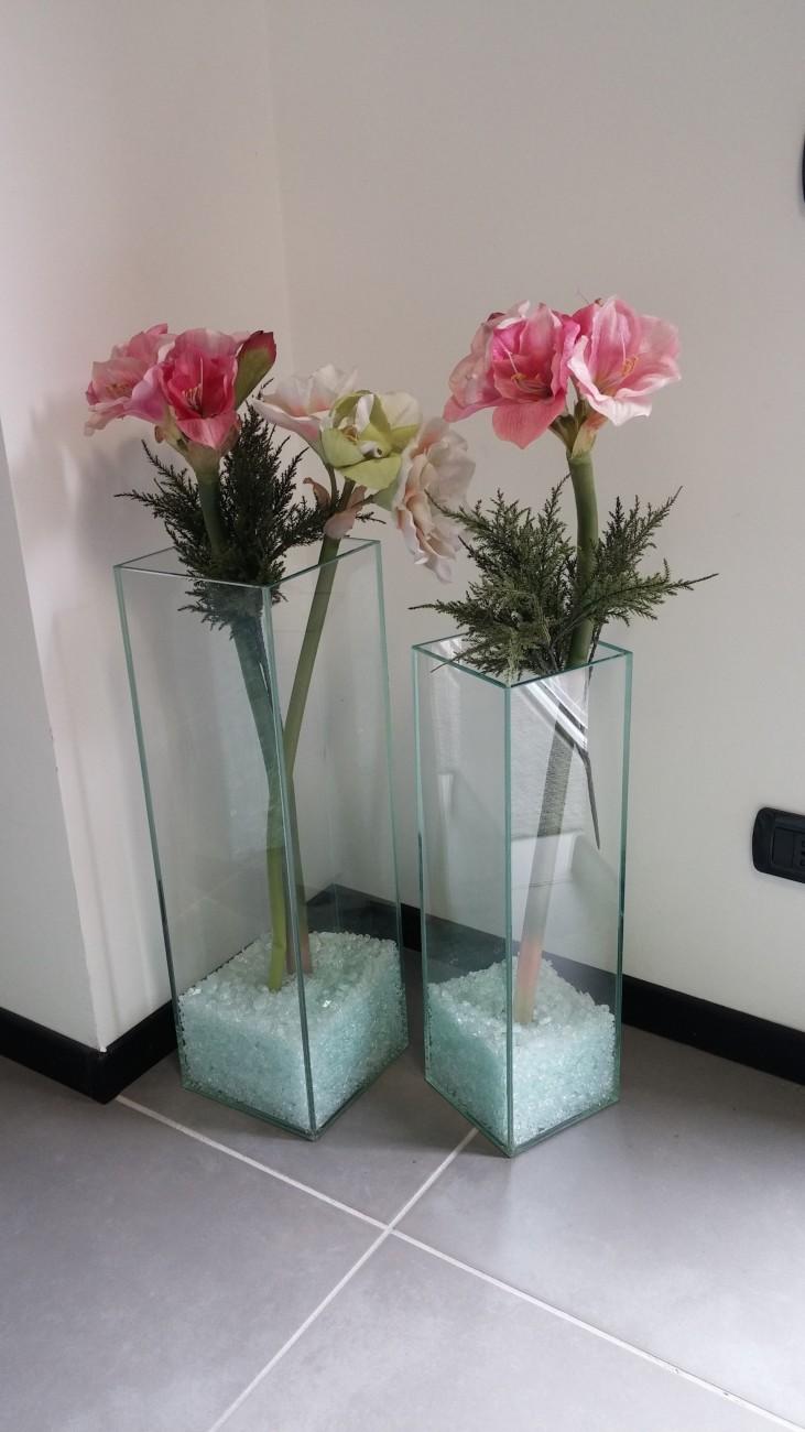 vetreria gottardi, vaso in vetro, arredo